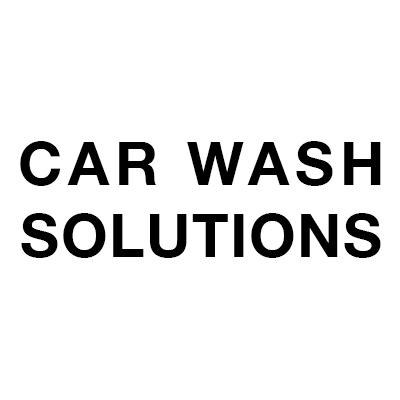 Løsninger dedikeret bilvask