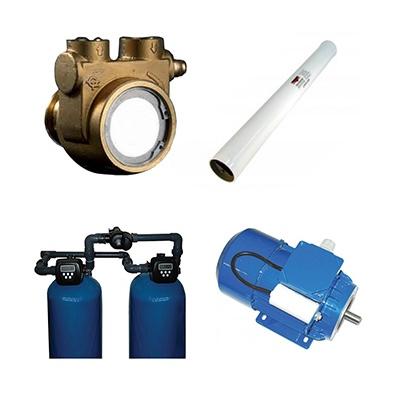 Behandling og filtrering af vand