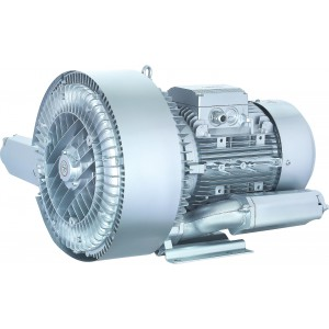 Vortex luftpumpe, turbine, vakuumpumpe med to rotorer SC2-5500 5,5KW
