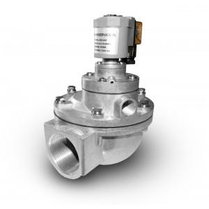 Puls magnetventil til filterrensning 1 1/2 tommer MV45T