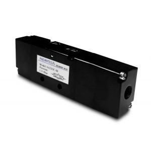 Ventil pneumatisk styret 5/3 4A230C 1/4 tommer