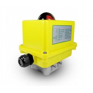 Kugleventil elektrisk aktuator A250 230V AC 25Nm