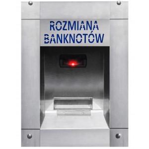 Pengeveksler fra sedler til mønter