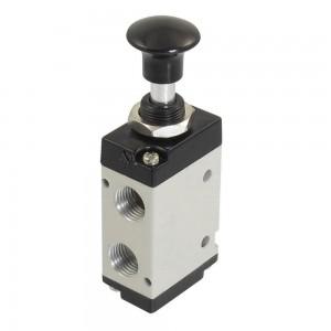 Manuel ventil trykket 5/2 4L210 1/4 tommer til aktuatorer