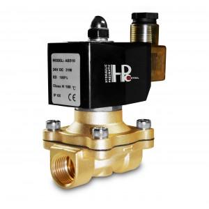 Magnetventil 2N25 1 tommer EPDM + 130C