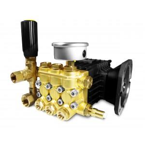 Trykpumpe WS15 til vask med tilbehør 15 l / min, max 250bar ækvivalent CAT350