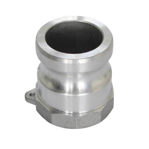 Camlock-stik - type A 2 1/2 tommer DN65 Aluminium