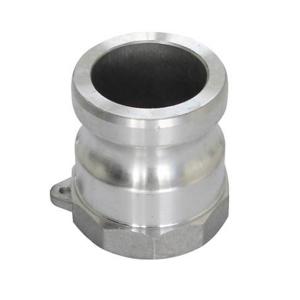 Camlock-stik - type A tommer DN80 Aluminium