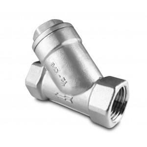 Vinkelfiltersæt 1 tommer rustfrit stål SS304