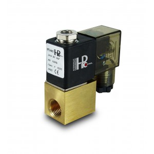 """Magnetventil 2V08 1/4 """"tommer 230V eller 24V, 12V"""