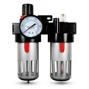 Filter dehydrator regulator smøremiddel FRL 1/2 tommer indstillet til luft BFC4000