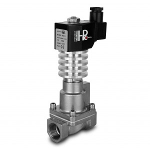 Magnetventil til damp og høj temp. RHT15-SS DN15 300C 1/2 tommer