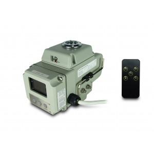 Kugleventil elektrisk aktuator A1600 230V AC 160Nm kontrol 4-20mA