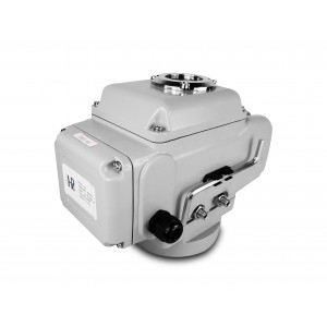 Kugleventil elektrisk aktuator A1600 230VAC 24VAC 160Nm