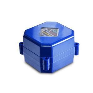 Kugleventil elektrisk aktuator A80 ECO 230V AC 3 ledning
