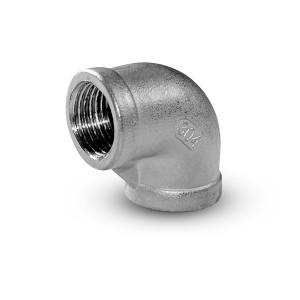 Rustfrit stål indvendig gevind 1/2 tomme