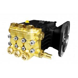 Trykpumpe WS15 til vask 15 l / min, maks. 250bar, uden regulator