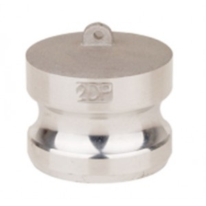 Camlock-stik - type DP 1 tommer DN25 Aluminium