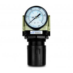 Reduktionsregulatormanometer 1/2 tommer AR4000-04
