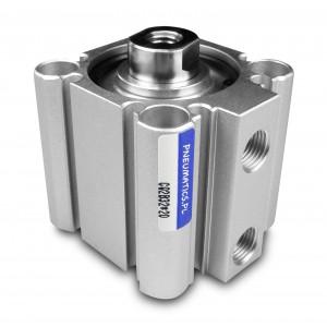 Pneumatiske cylindre kompakte CQ2 80x20