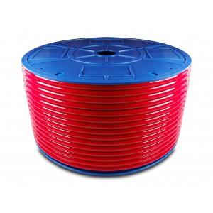 Polyurethan pneumatisk slange PU 16/11 mm 1m blå