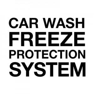 Frostsikringssystem til vask